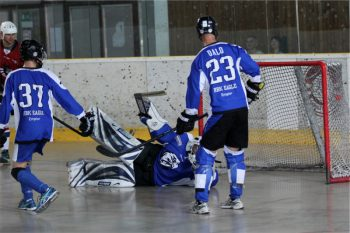 Hokejbal - Bystricky pohar - 24.07.2016 - Banska Bystrica