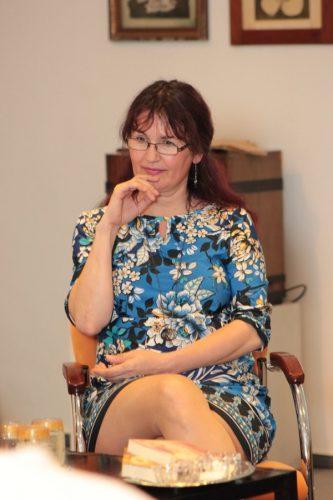 Mária Blšáková foto Radka Čabrádiová