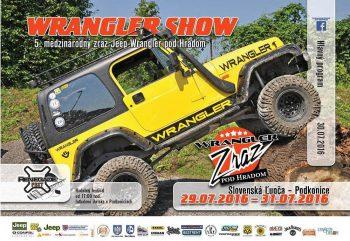 Wrangler show 2016 a