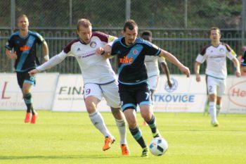 Futbal - Fortuna liga - ZP Sport Podbrezova vs. SK Slovan Bratislava - 31.07.2016 - Podbrezova