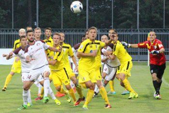 Futbal - Fortuna liga - ZP Sport Podbrezova vs. FC Spartak Myjava - 23.07.2016 - Podbrezova