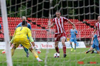 Futbal - II. liga - FK Dukla Banska Bystrica vs. SK Slovan Bratislava B - 21.08.2016 - Banska Bystrica