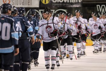 HC '05 Banska Bystrica - Fehervar AV 19 hokej pripravny zapas 2016 | BBonline.sk, ZVonline.sk