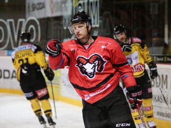 Hokej - HC 05 iClinic Banska Bystrica vs. UPC Vienna Capitals - 26.08.2016 - Banska Bystrica