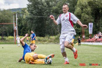 Futbal - III. liga - SK Kremnicka vs. FTC Filakovo - 31.07.2016 - Kremnicka
