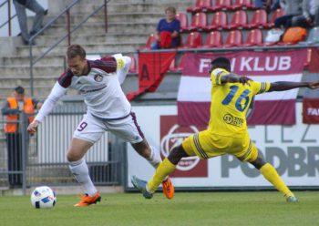 Futbal - Fortuna liga - ZP Sport Podbrezova vs. MFK Zemplin Michalovce - 13.08.2016 - Podbrezova