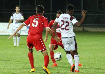 Futbal - ZP Sport Podbrezova vs. FC ViOn Zlate Moravce-Vrable - 27.08.2016 - Podbrezova