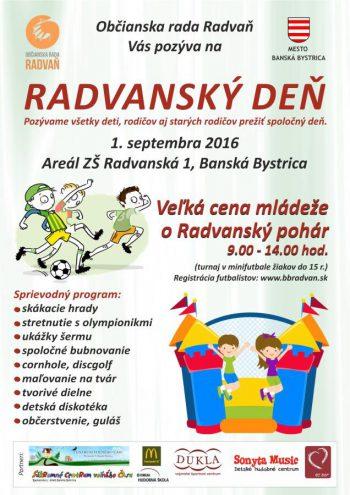 radvanský deň 2016