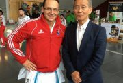 UMB Banska Bystrica - Miroslav Slizik - karate - 18.09.2016 - Banska Bystrica