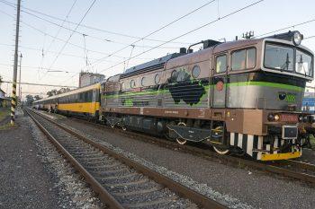 Regiojet, vlak, vlaky, zeleznica, Student Agency, prepoj Martin 2016 | BBonline.sk, ZVonline.sk