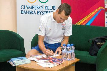 Darovanie krvi - VSC Dukla Banska Bystrica - Matej Toth - 10.09.2016 - Banska Bystrica