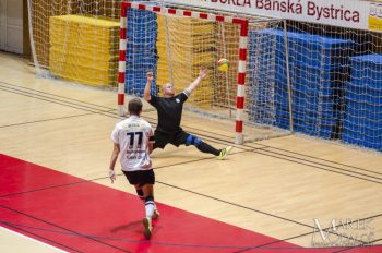 Futsal - 1. Slovenska liga vo futsale - MIBA Banska Bystrica vs. FTVS UK Bratislava - 16.09.2016 - Banska Bystrica