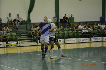 Futsal - 1. Slovenska liga vo futsale - FK Dragons Podolie vs. MIBA Banska Bystrica - 09.09.2016 - Nove Mesto nad Vahom