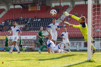 Futbal - Slovnaft Cup - FK Dukla Banska Bystrica vs. 1. FC Tatran Prešov - 14.09.2016 - Banska Bystrica