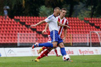 Futbal - II. liga - FK Dukla Banska Bystrica vs. FC STK Samorin - 17.09.2016 - Banska Bystrica