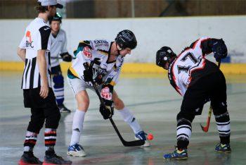Hokejbal - BBHBU - 11.09.2016 - Banska Bystrica
