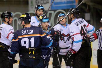 Hokej - Tipsport liga - HC 05 iClinic Banska Bystrica vs. HC Kosice - barani - 11.09.2016 - Banska Bystrica