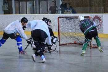 Hokejbal - BBhBU - 18.09.2016 - Banska Bystrica