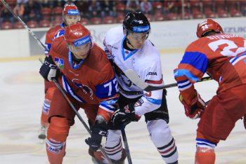 Hokej - Tipsport liga - HC 05 iClinic Banska Bystrica vs. MHK 32 Liptovsky Mikulas - 18.09.2016 - Banska Bystrica