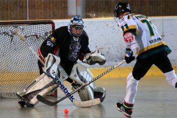 Hokejbal - BBHBU - 25.09.2016 - Banska Bystrica