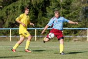 Futbal - II. trieda skupina A -OZ Kralicka Tiesnava vs. TJ Tatran Harmanec - 25.09.2016 - Kraliky
