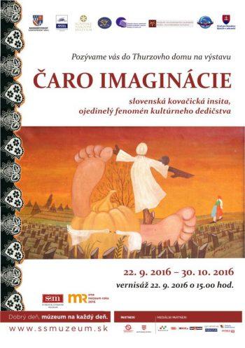 Plagat_ČARO_IMAGINÁCIE
