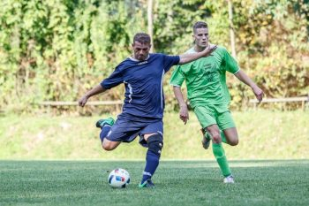 Futbal - II. trieda skupina A - SK FO Sokol Stare Hory vs. TJ Iskra Horne Prsany - 11.09.2016 - Stare Hory