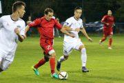 Futbal - Slovnaft Cup - FK Salkova vs. FC Nitra - 14.09.2016 - Banska Bystrica