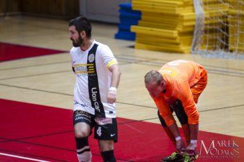 Futsal - 1. Slovenska liga - MIBA Banska Bystrica vs. MFK Tupperware Nove Zamky - 14.10.2016 - Banska Bystrica