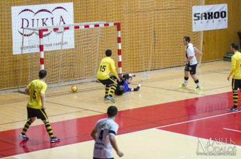 Futsal - 1. Slovenska lga vo futsale - MIBA Banska Bystrica vs. SK Makroteam Zilina - Banska Bystrica - 28.10.2016