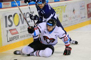 Hokej - Tipsport liga - HC 05 iClinic Banska Bystrica vs. MHC Martin - 16.10.2016 - Banska Bystrica