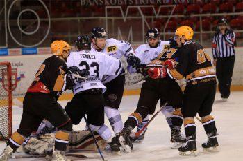 Hokej - EUHL - UMB Hockey Banska Bystrica vs. Gladiators Tencin - Banska Bystrica - 17.10.2016