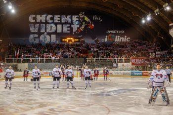 Hokej - Tipsport liga - HC 05 iClinic Banska Bystrica vs. HKm Zvolen - Banska Bystrica - 30.10.2016