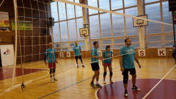 Volejbalovy turnaj skol - UMB Banska Bystrica - 25.11.2016 - Banska Bystrica