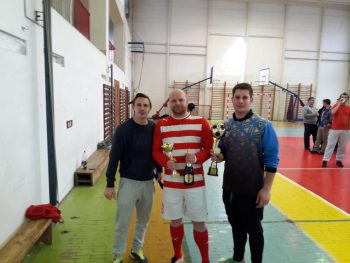 Futbal - Sasovan Cup 2016 - Banska Bystrica - 17.11.2016