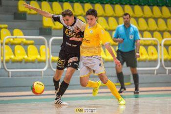 Futsal - Juniori - Futsal team Levice - MIBA Banska Bystrica - Levice - 11.11.2016
