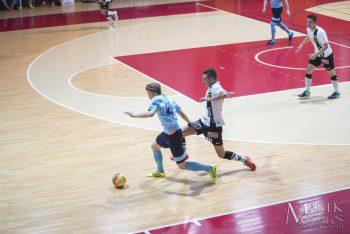 Futsal -1. Slovenska liga vo futsale - MIBA Banska Bystrica vs. MFsK Nitra - Banska Bystrica - 16.11.2016