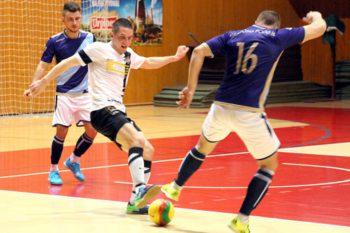 Futsal - I. Slovenska liga vo futsale - MIBA Banska Bystrica vs. FK Dragons Podolie - 25.11.2016 - Banska Bystrica