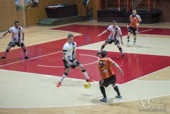 Futsal - 1. Slovenska liga vo futsale - MIBA Banska Bystrica vs. Slov-Matic FOFO Bratislava - 16.12.2016 - Banska Bystrica