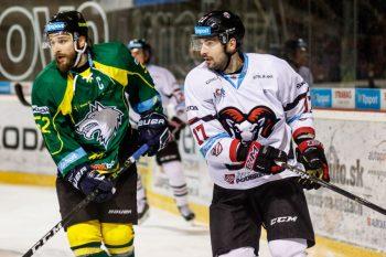 Hokej - Tipsport liga - HC 05 iClinic Banska Bystrica vs. MsHK Zilina - Banska Bystrica - 06.12.2016