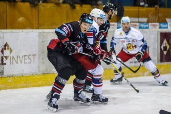 Hokej - Tipsport liga - HKM Zvolen vs. HC 05 iClinic Banska Bystrica - Zvolen - 04.12.2016