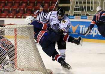 Hokej - EUHL - UMB Banska Bystrica vs. Diplomats Pressburg - 06.12.2016 - Banska Bystrica