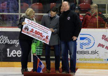 Hokej - Tipsport liga - HC 05 iClinic Banska Bystrica vs. MHC Martin - 22.12.2016 - Banska Bystrica