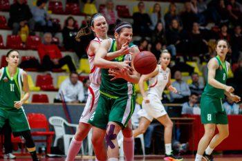 Basketbal - Extraliga zeny - SKP 08 Banska Bystrica vs. SBK Samorin - Banska Bystrica - 04.12.2016