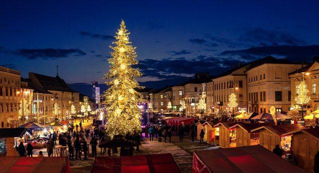 Vianocne trhy, Banskobystricke vianoce, Banska Bystrica 2016   BBonline.sk, ZVonline.sk