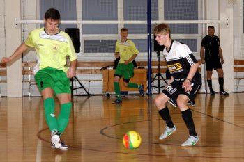 Futsal - Prva slovenska liga vo futsale - MFK Tuperware Nove Zamky vs. MIBA Banska Bystrica - 20.01.2017 - Nove Zamky