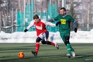 Futbal - zimna priprava - FK Dukla Banska Bystrica vs. Velke Ludince - 21.01.2017 - Banska Bystrica