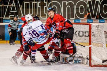 Hokej - Tipsport liga - HC 05 iClinic Banska Bystrica vs. HKM Zvolen - 03.01.2017 - Banska Bystrica