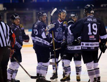 Hokej - UMB Banska Bystrica vs. ACHA USA - 02.01.2017 - Banska Bystrica
