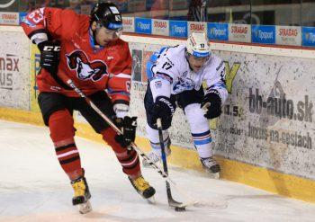 Hokej - Tipsport liga - HC 05 iClinic Banska Bystrica vs. HK Nitra - 24.01.2017 - Banska Bystrica